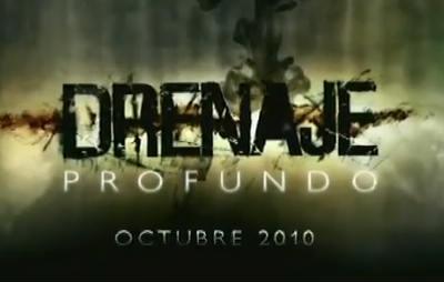 Drenaje Profundo estreno 4 de octubre