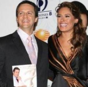 Galilea Montijo se casa en el 2011