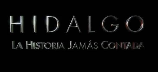 Hidalgo estreno 16 de septiembre