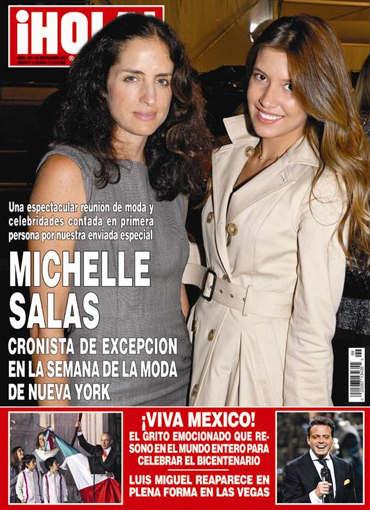 Hola Michelle Salas