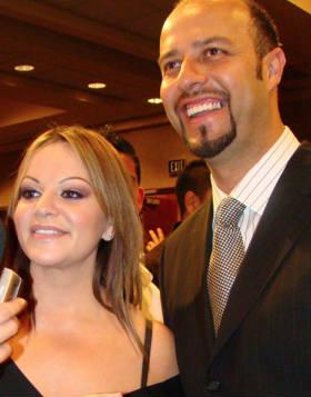 Se casó Jenni Rivera