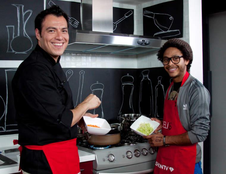 Kalimba cocinando tv y espect culos for Espectaculos televisa recientes