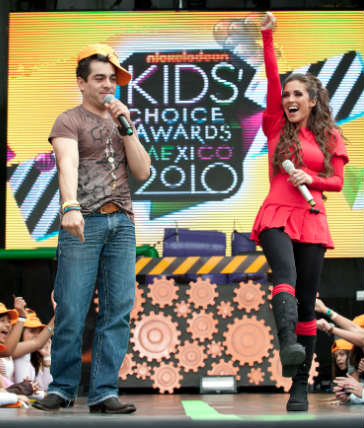 Ganadores de los Kids' Choice Awards