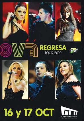 OV7 en Auditorio Nacional