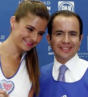 César Nava y PatyLu se casan en octubre