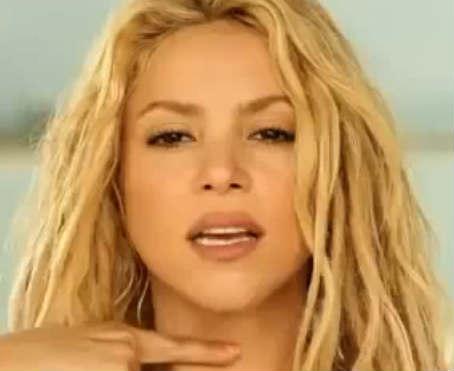 Loca Video de Shakira