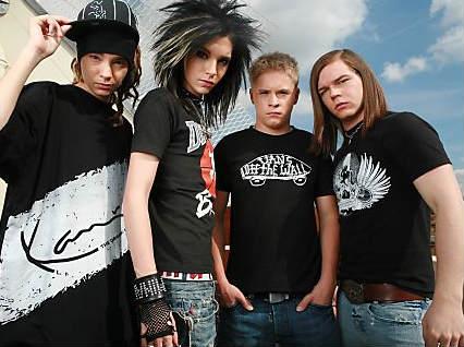 Tokio Hotel en el Palacio de los Deportes 2 de Diciembre