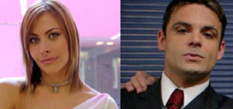 Uberto Bondoni y Vanessa Guzmán terminan