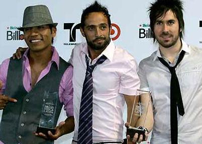Nominados a los Premios 40 Principales 2010