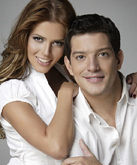 Carla Alvarez y Yahir