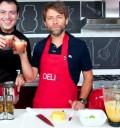 Juan Manuel Bernal en la Cocina