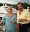 Cristian con Joan Sebastian