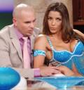 Pitbull y Pilar Montenegro
