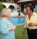 El show de Cristina con Joan Sebastian