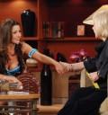 Pilar Montenegro en El Show de Cristina