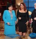 Carmen Salinas en despedida de El Show de Cristina