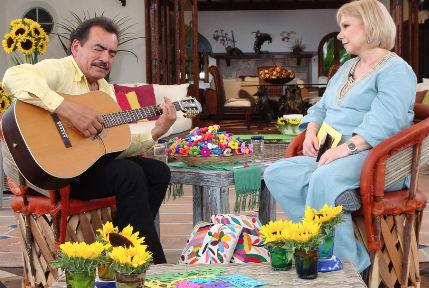 Joan Sebastian en El Show de Cristina