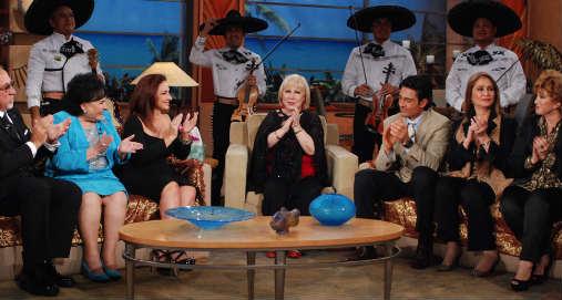 Último programa de El show de Cristina