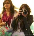 Danna Paola con su cámara