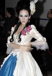Danna Paola XV Años