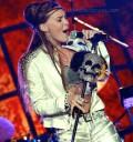 Belinda en Premios Desmadrugado de Oro