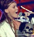 Belinda en Premios Desmadruga2