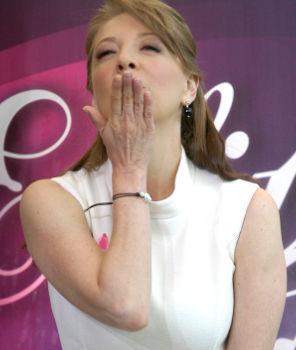 Edith González en Tv Azteca