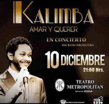 Kalimba en Metropolitan