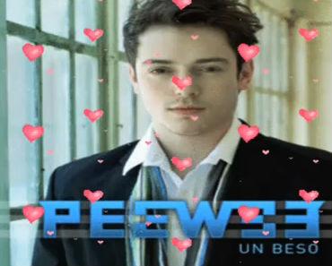 Un beso de Pee Wee