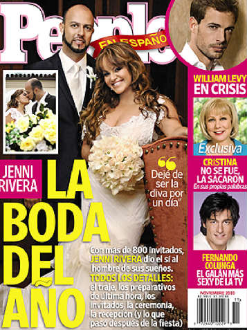 People Boda de Jenni Rivera