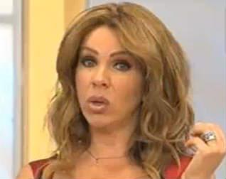 Rocío Sánchez Azuara no quiere que la comparen con Laura Bozzo