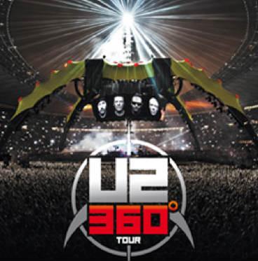 U2 en Estadio Azteca