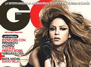 Shakira en GQ