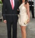 Juan Soler y Maki en la boda de Enrique Peña Nieto y Angalica Rivera