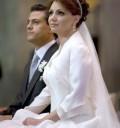 Angelica Rivera en su boda