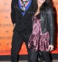 Bárbara Mori y Beto Cuevas