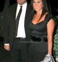 Monica Noguera en boda de Erick Elias