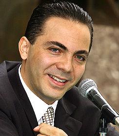 Cristian Castro confunde a Menudo con Timbiriche