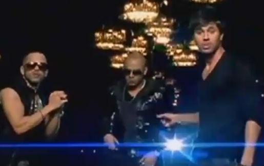 No me digas que no de Enrique Iglesias con Wisin y Yandel
