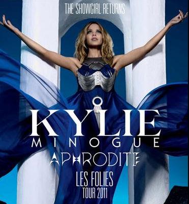 Kylie Minogue en Palacio de los Deportes