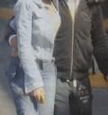 Lorena Rojas de paseo con Armando Araiza
