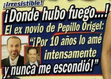 Juan José Origel es gay