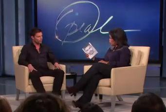 Ricky Martin se presenta con Oprah