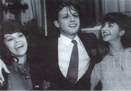 Tatiana, Luis Miguel y Lcero