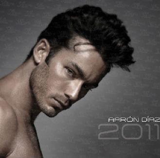 Calendario 2011 Aarón Díaz