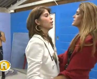 María expulsada de La Academia Bicentenario