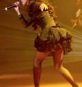 Anahi en concierto en España