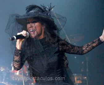 Anahí se presenta en España por primera vez como solista