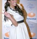 Claudia Álvarez en Televisa