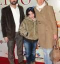 Marisol del Olmo y su familia